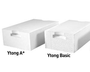 Blocurile YTONG de peste 25 cm grosime, recomandate pentru peretii structurali