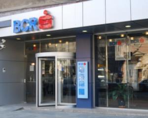 Peste 600 de milioane de euro, venituri din comisioane si dobanzi, pentru BCR