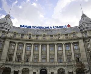 Profit net de 636 milioane de lei pentru BCR