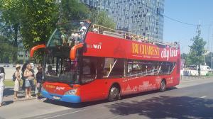 De la 1 noiembrie 2019, STB suspenda linia turistica Bucharest City Tour