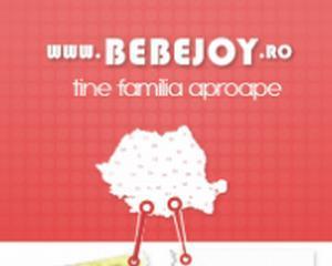 Bebejoy.ro, magazinul pentru bebelusi al romanilor din afara