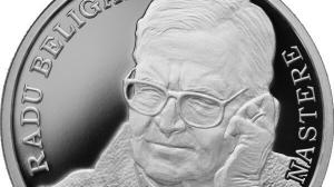 BNR dedica o emisiune numismatica avand drept tema 100 de ani de la nasterea lui Radu Beligan