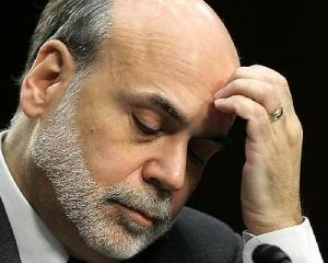 Ben Bernanke i-a incurajat pe absolventii de Princeton cu replici din