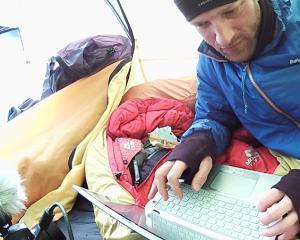 """Exploratorii """"antarctici"""" insotiti de tehnologia Intel"""