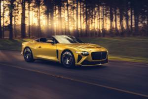 Bentley mizeaza pe luxul absolut cu noul Bacalar