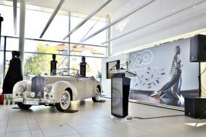 Bentley redeschide showroomul din Bucuresti, dupa o investitie de 400.000 de euro
