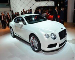 Vanzarile Bentley in T1 2014 au crescut cu 17%