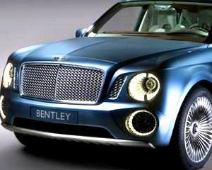 Bentley investeste peste 1,2 miliarde dolari pentru a construi cel mai scump SUV din lume