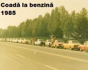 Amintiri din comunism. Penuria de benzina (IX)
