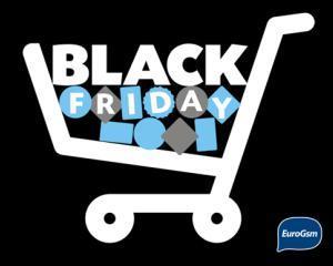 "EuroGsm pune ""pe masa"" ofertele bune de traditionalul Black Friday"