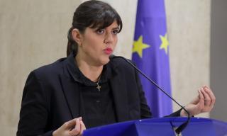 Laura Codruta Kovesi, sefa EPPO: Toata lumea este egala in fata legii. Nu vom face deosebire intre cei pe care ii cercetam