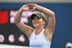 Bianca Andreescu, noua campioana de la Rogers Cup. Serena Williams s-a retras dupa 19 minute de joc