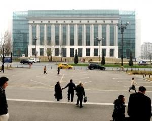 Dupa-amiaza de filme la American Corner din cadrul Bibliotecii Nationale a Romaniei