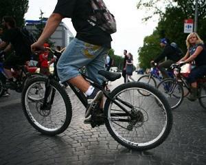 Amenzi mai mici pentru biciclisti?