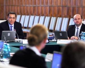 Premierul Romaniei promite: Nu vom mari cheltuielile publice inaintea alegerilor prezidentiale