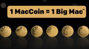 McDonald's dedica 5 monede aniversarii a 50 de ani  de Big Mac