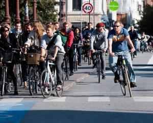 Inscrierea magazinelor de biciclete in proiectul Biciclisti in Bucuresti s-a prelungit pana pe 5 februarie