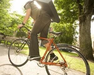Poluarea pune bete in roate ciclismului urban