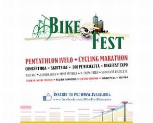 BikeFest, pe 14 si 15 septembrie