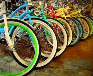 Tichete pentru cumpararea de biciclete