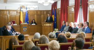 Bilant ICCJ: Klaus Iohannis le cere magistratilor asumare, implicare, consecventa si curaj