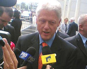 Danney Lee Williams Jr.: Bill Clinton este tatal meu