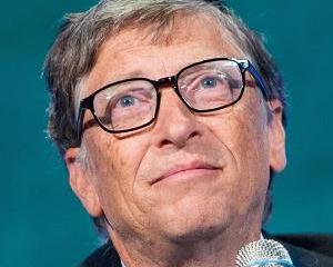 Bill Gates: Chinezii bogati ar trebui sa doneze mai multi bani