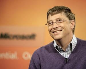 Bill Gates si-a pierdut pozitia de principal actionar individual la Microsoft