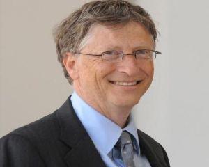 Bill Gates doneaza 500 de milioane de dolari pentru lupta impotriva epidemiilor