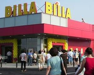 BILLA Romania deschide primul magazin din Campulung