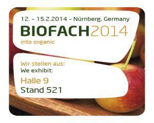 BioFach 2014, targ de produse alimentare si comerciale eco la Nurnberg, intre 12-15 februarie