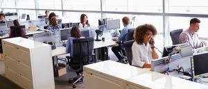 Opt giganti din IT&C, banking si consultanta isi muta angajatii in birouri noi. Au inchiriat deja 100.000 mp de birouri