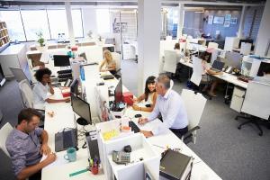 Viitorul la locul de munca, in cladirile de birouri. Nimic nu va mai fi ca inainte