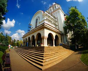 Bucuresti 555 - Biserica Casin - manastirea de la sosea