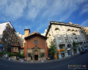Bucuresti 555 - Biserica italiana