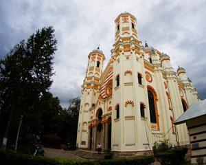 Bucuresti 555 - Biserica Sf.Spiridon Nou
