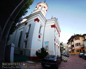 Bucuresti 555 - Biserica Sf.Gheorghe Vechi