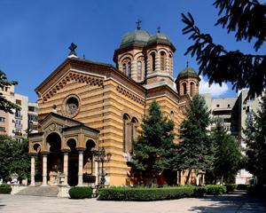 Bucuresti 555 - Biserica Domnita Balasa