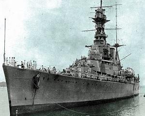 27 mai 1941:  cuirasatul german Bismarck este scufundat de catre Royal Navy