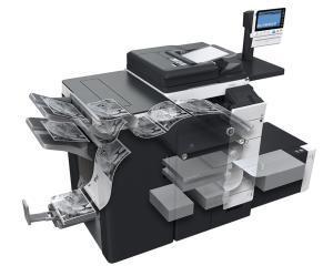 bizhub PRO 754, daca aveti volume mari de printat