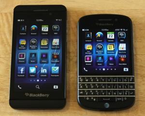 BlackBerry Q10, la Vodafone, la preturi care ard buzunarele