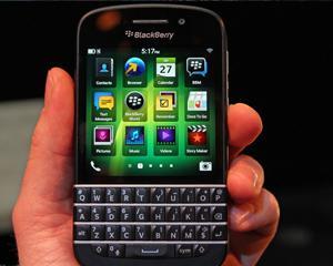BlackBerry se reinventeaza in Taiwan