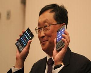 Blackberry: Forta de munca a fost redusa cu 60%