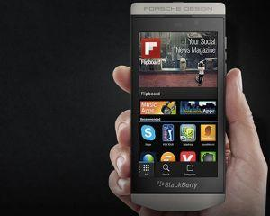 Porsche Design si BlackBerry lanseaza un Z10 pentru bogati
