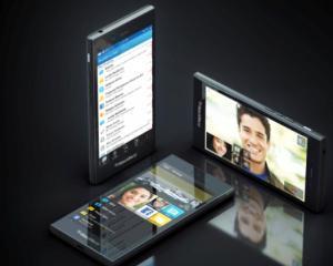 BlackBerry a lansat un telefon mobil low-cost in Indonezia