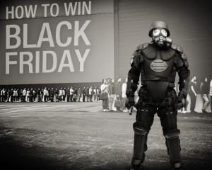 Daedalus Millward Brown: De Black Friday, barbatii sunt mai hotarati sa cumpere decat femeile