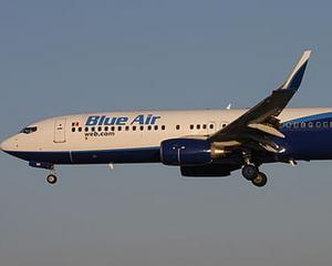 Blue Air: Compania care ne-a preluat este 100% romaneasca