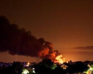 Cel putin 7 raniti, in exploziile de la rafinaria din Florida