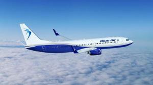 Blue Air anunta un nou acord interline cu TAROM