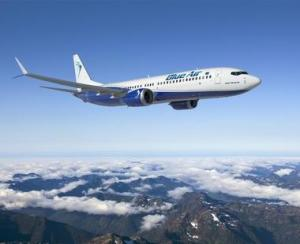 Blue Air si Boeing au anuntat comanda ferma a sase 737 MAX 8 si a inca doua optiuni